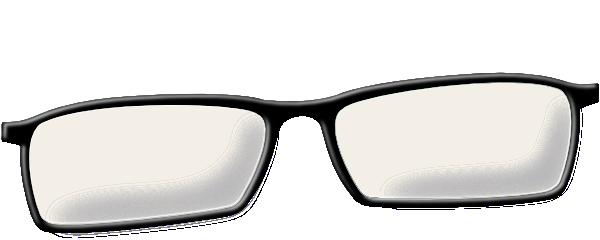 600x240 Eye Glasses Clip Art