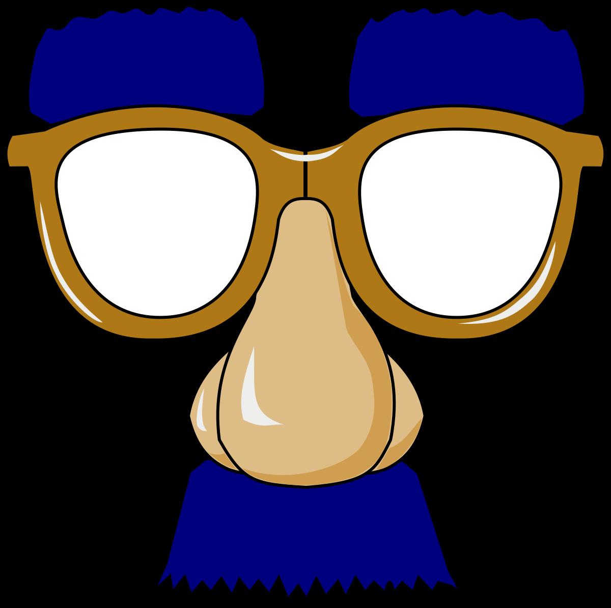 1200x1194 Groucho Glasses