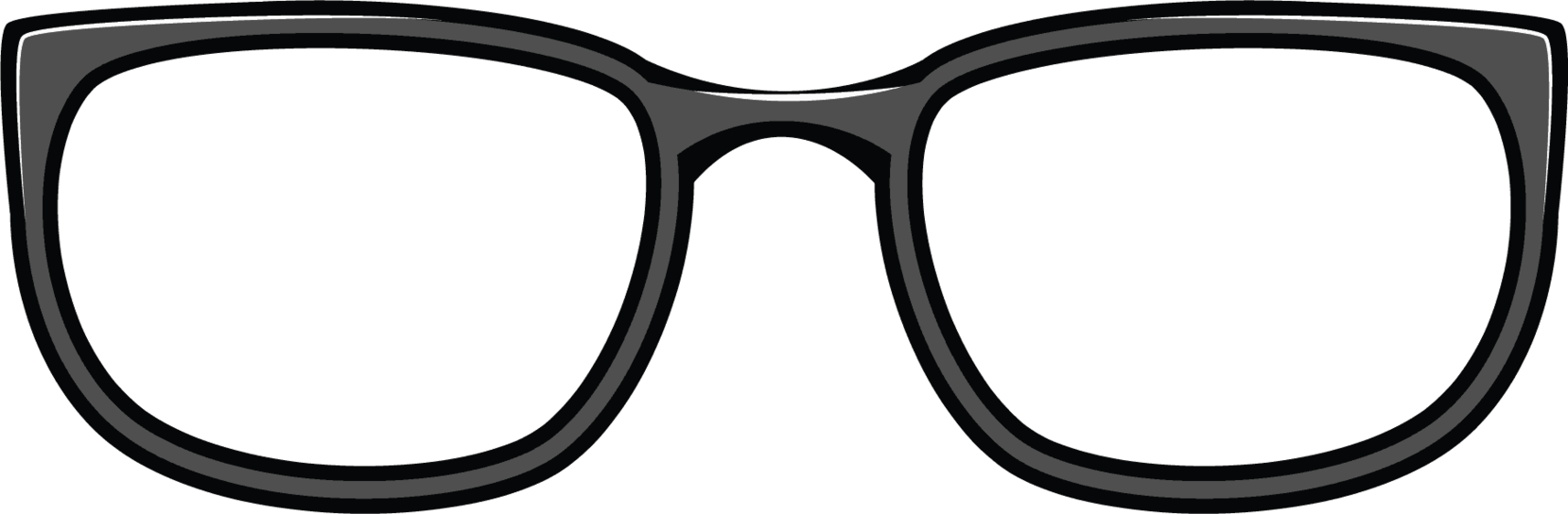 1714x562 Round Glasses Clipart Free To Use Clip Art Resource