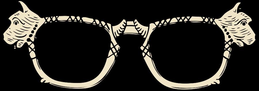 900x317 Big Glasses Cliparts 179830
