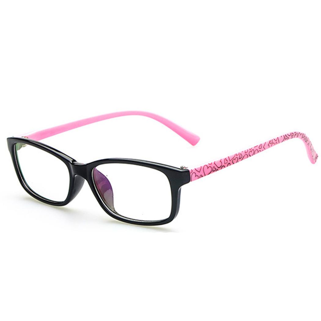1050x1050 Children Myopia Eyeglass Frame Optical Glasses Girls Fashion Kids
