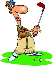 181x225 Funny Golf Clip Art Golf Graphics And Animations Golf Graphics
