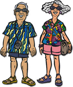247x296 Grandparents Day Clipart