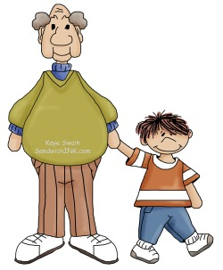 250x303 Grandparents Clipart Like Free Clipart Images Image