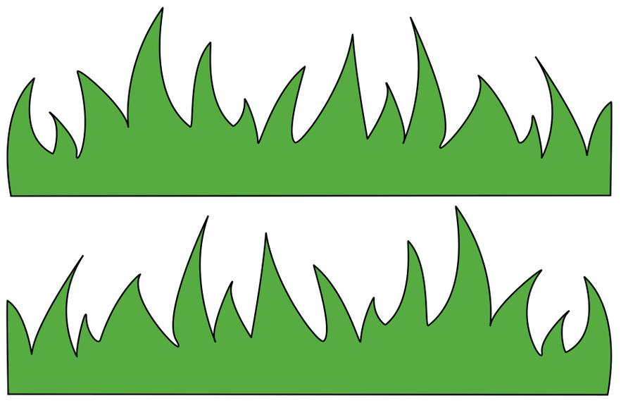 Grass cartoon. Clipart free download best