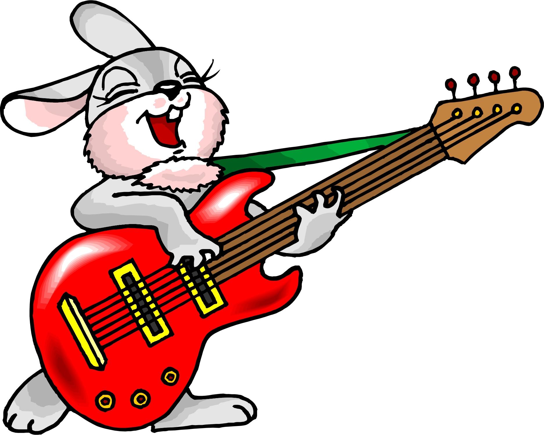 1873x1497 Cartoon Guitars Clipart
