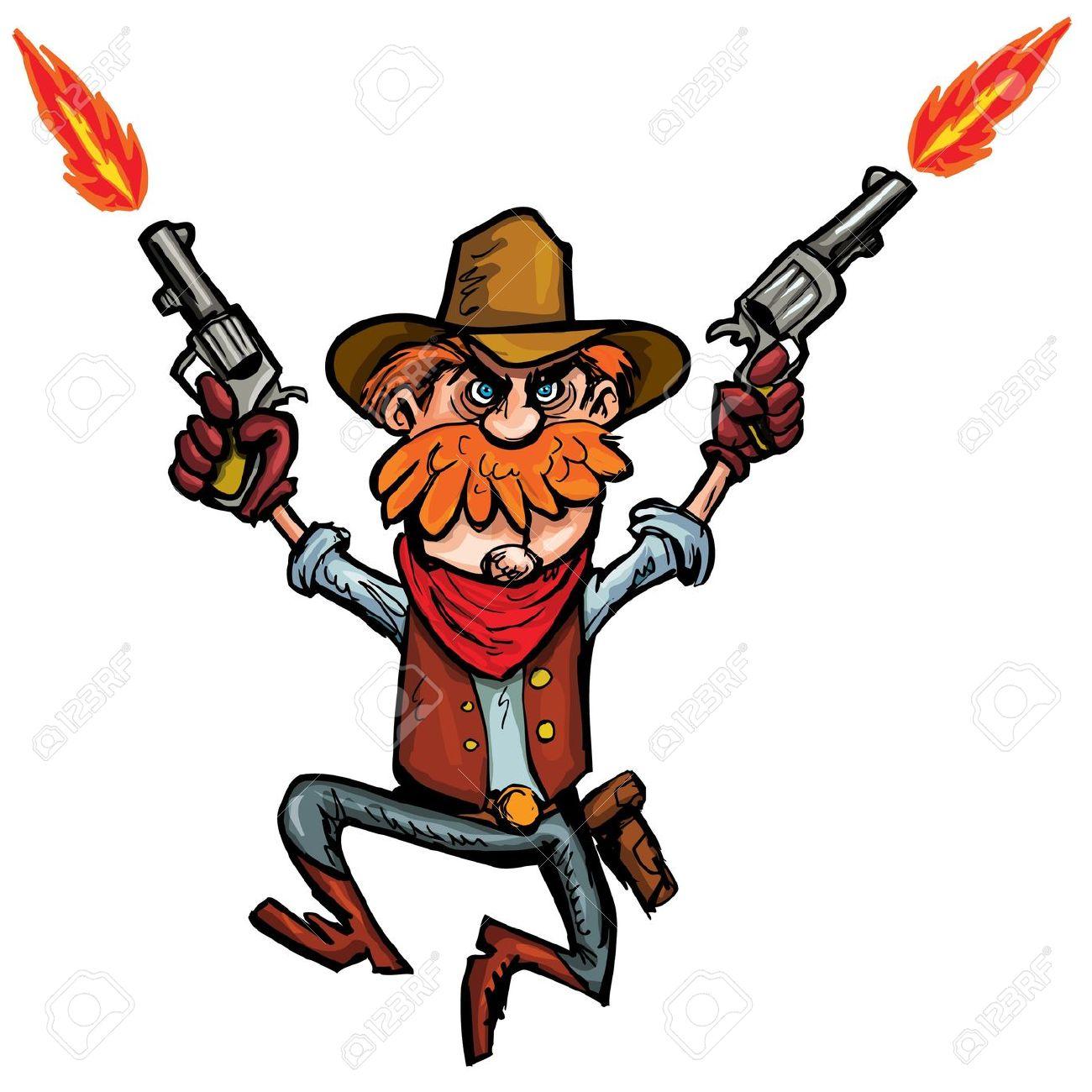 1300x1300 Gun Shot Clipart Cowboy Gun