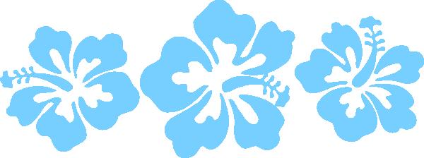 Cartoon Hawaiian Flower Clipart | Free download best ...