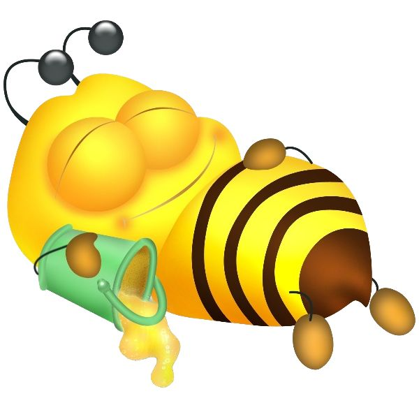 Cartoon Honey Bee Pictures