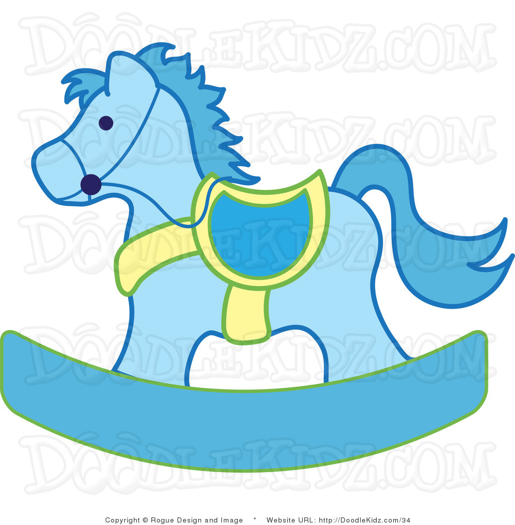 Cartoon Horse Shoe Clipart