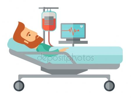 450x336 Hospital Bed Stock Vectors, Royalty Free Hospital Bed