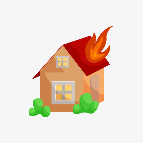 600x600 House Fire, To Catch Fire, Catch Fire, Fire Png Image For Free