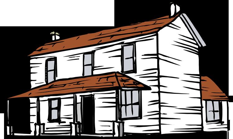 750x449 House Clip Art Free Cartoon Clipart Images