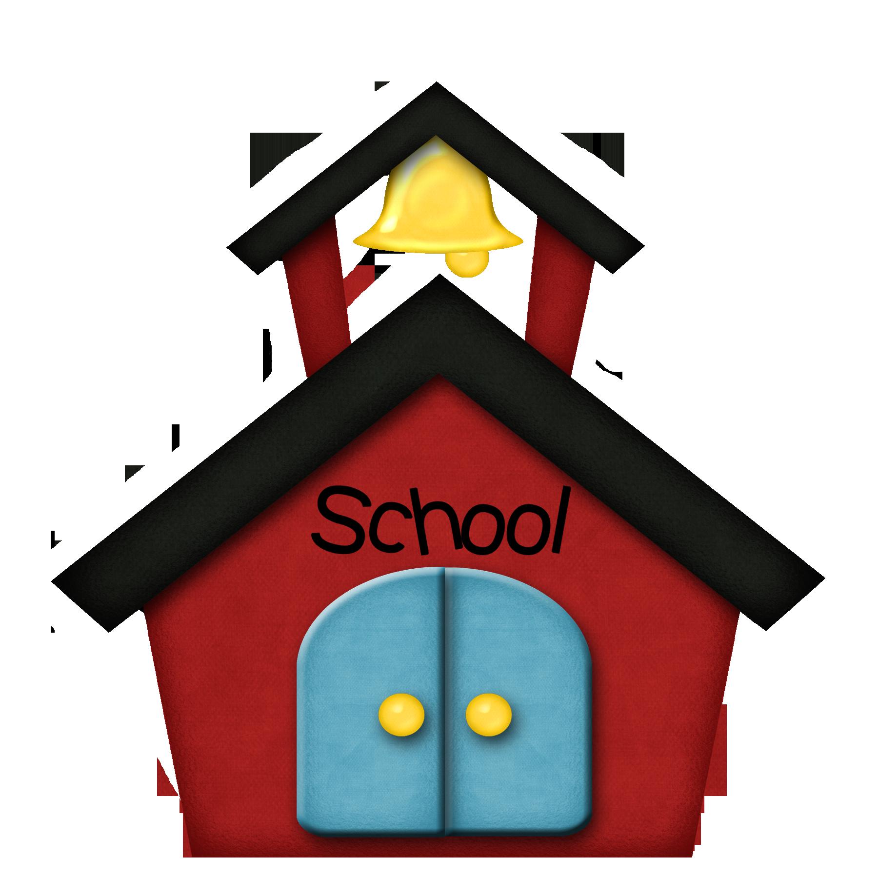 1800x1800 School Houses Clipart