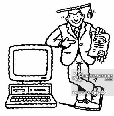 400x405 Computer Degrees Cartoons And Comics
