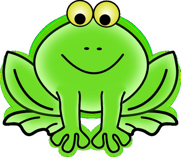 600x522 Frog 9 Clip Art