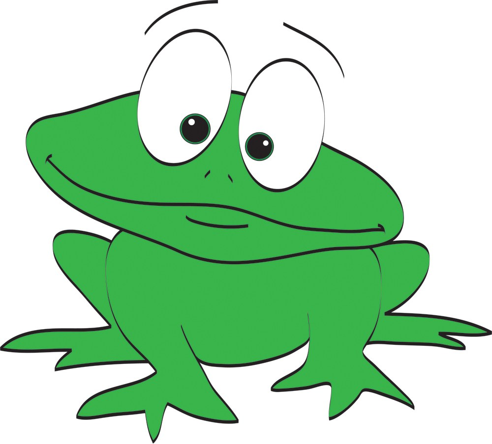 1000x904 Frogs Images Cartoon Images Hd Download