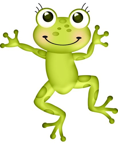 411x500 157 Best Frog Clip Art Images Pictures, Anniversary