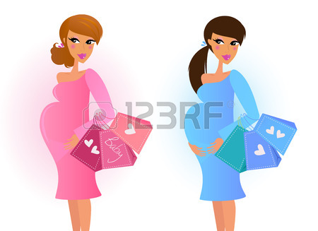 450x327 19,376 Pregnant Woman Cliparts, Stock Vector And Royalty Free