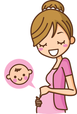 271x399 Pregnant Woman And Baby Clipart The Arts Image Pbs
