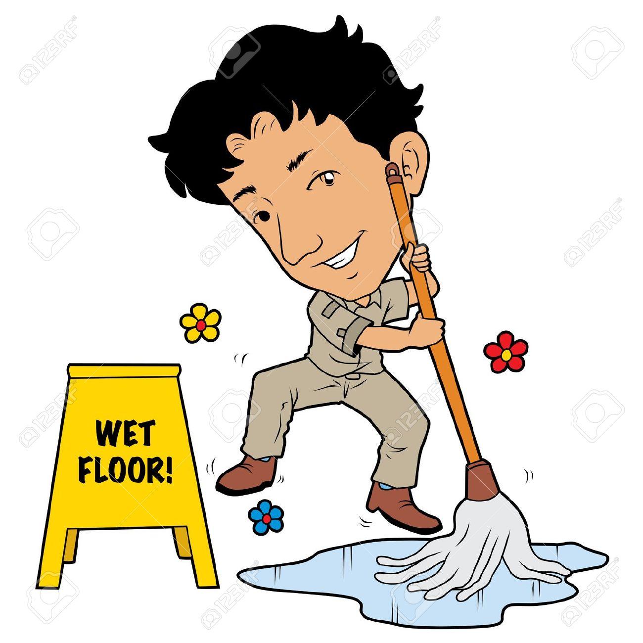 1300x1300 Floor Clipart Cleaning Floor
