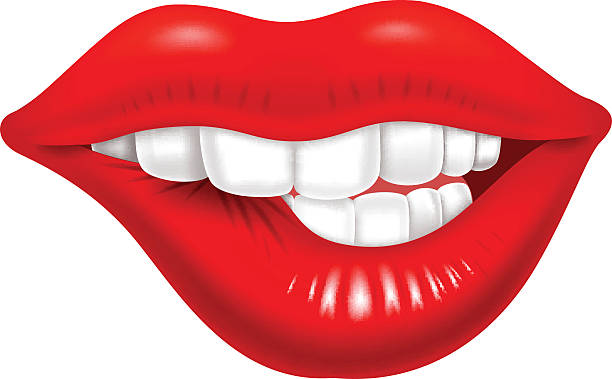 612x379 Lips Clipart Female Cartoon
