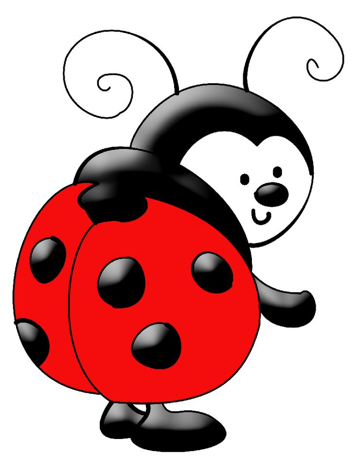 736x937 Lady Bugs Clipart