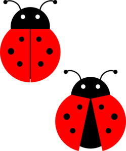 249x299 Ladybugs Clip Art