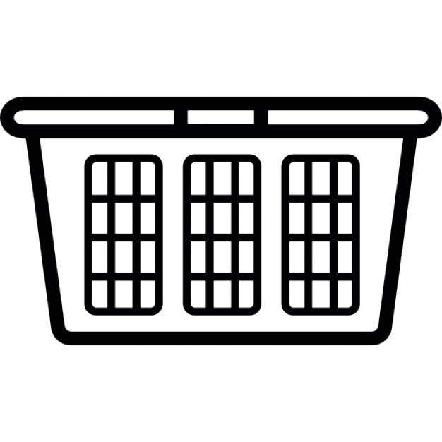 626x626 Laundry Basket Icons Free Download