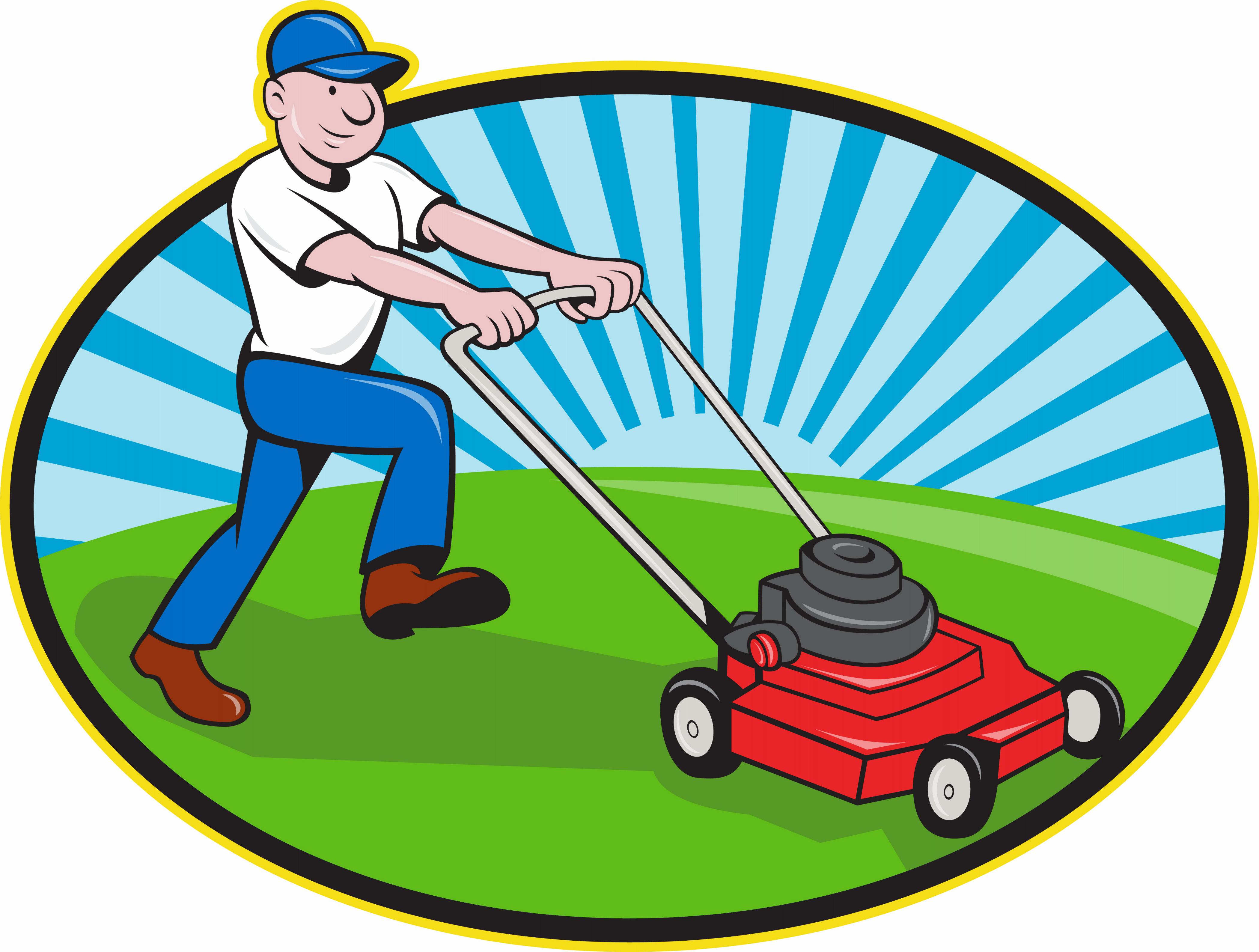 4200x3176 Lawn Mower Cartoon Free Download Clip Art Free Clip Art On