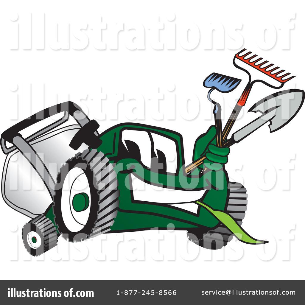 1024x1024 Lawn Mower Clipart
