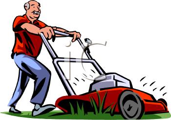 350x245 Lawn Clipart Cut Grass