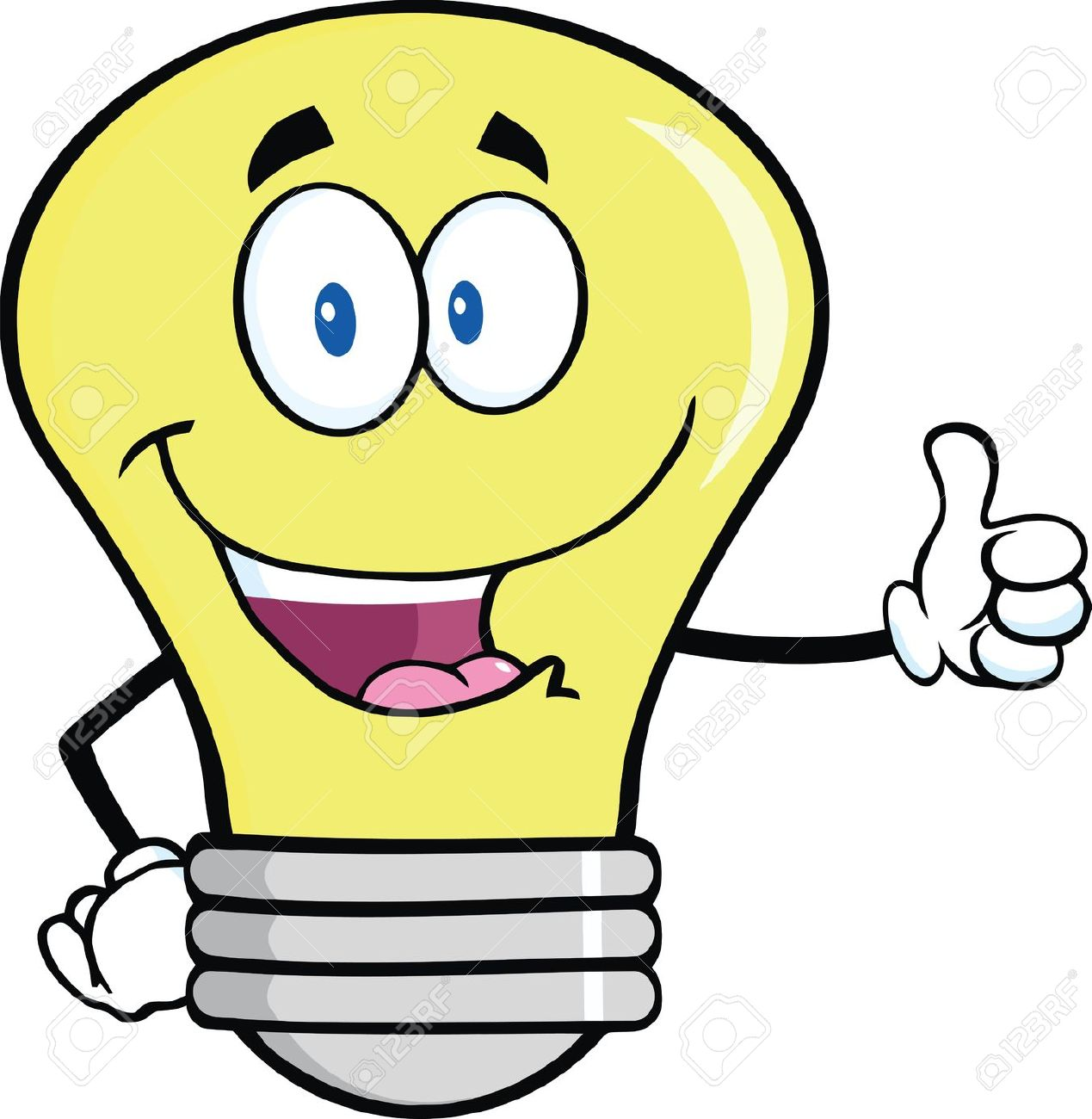 1269x1300 Light Bulb Clipart Cartoon