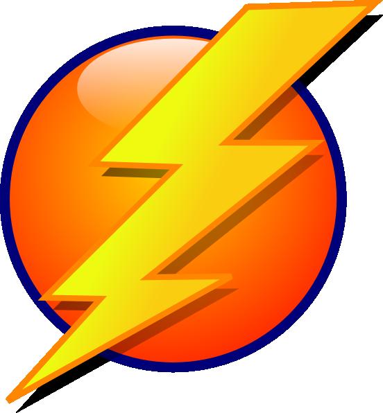 Cartoon Lighting Bolt