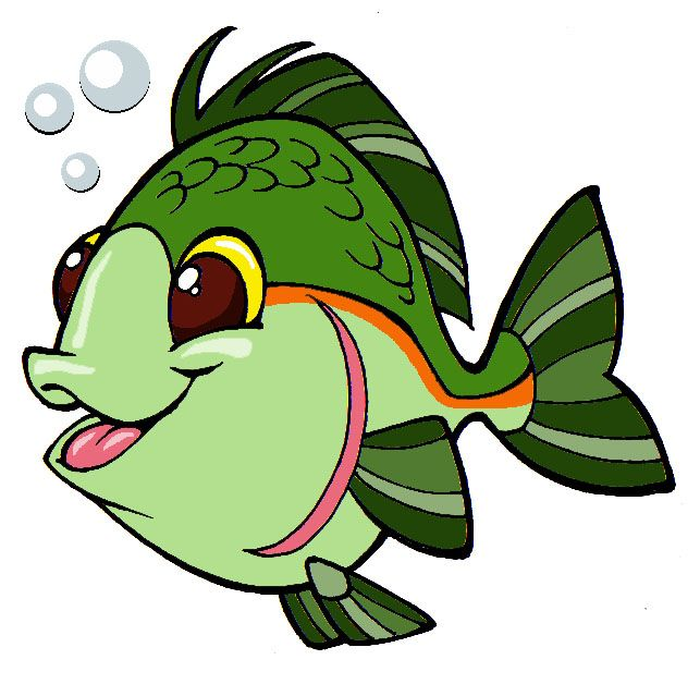 643x628 Best Cartoon Fish Ideas Dolphin Fish Image