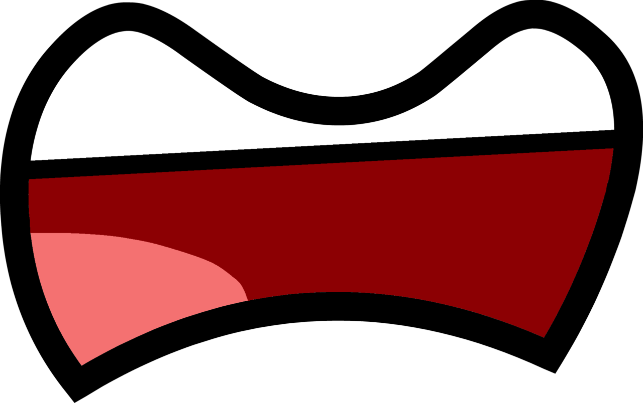 1280x804 Lips Clipart Angry