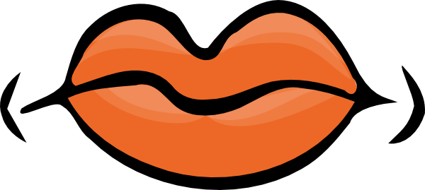 600x269 Cartoon Mouth Clipart