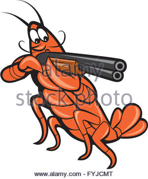 300x364 Lobster Cartoon Illustration Stock Vector Art Amp Illustration