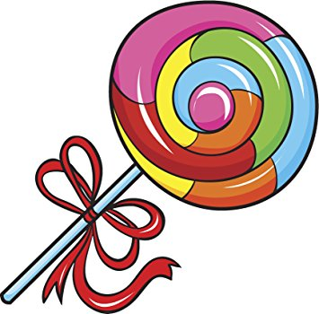 Cartoon Lollipop