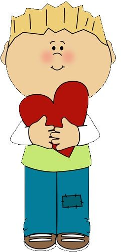 Cartoon Love Heart Clipart