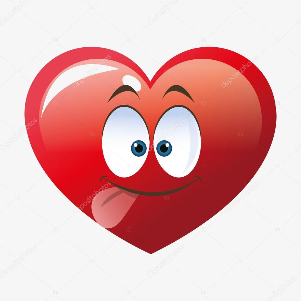Cartoon Love Heart Clipart | Free download on ClipArtMag