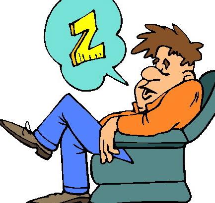 433x410 Sleeping Clipart Sleepy Person