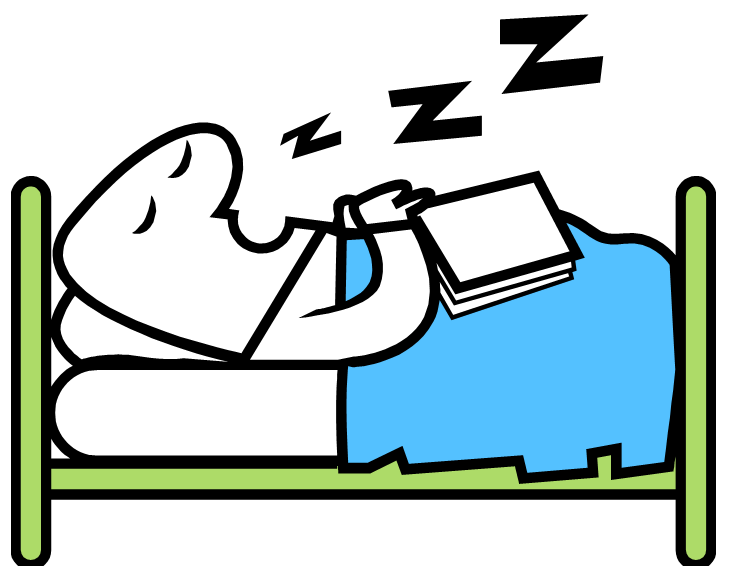 730x579 Sleeping Clipart Sleepy Person