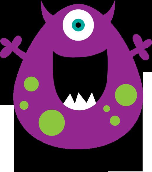 517x585 Monsters Clip Art