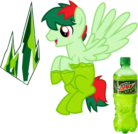 457x443 Mountain Dew Clipart Cartoon