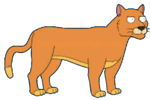 483x324 Mountain Lion Clipart Animated