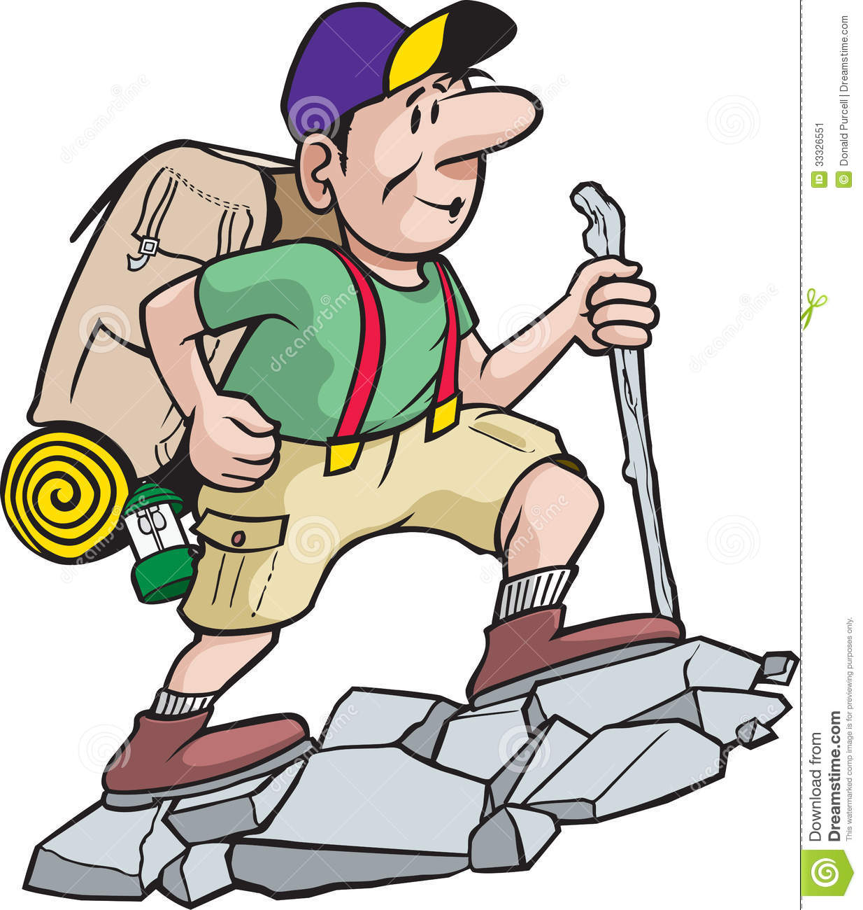 1234x1300 Hiking Cartoon Clipart (48+)