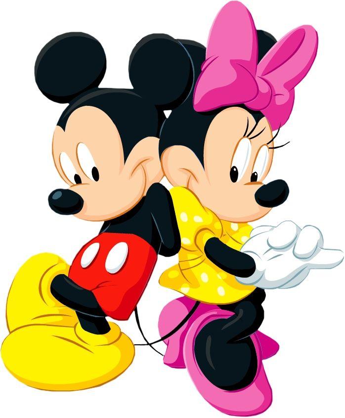 Cartoon Mouse Cliparts