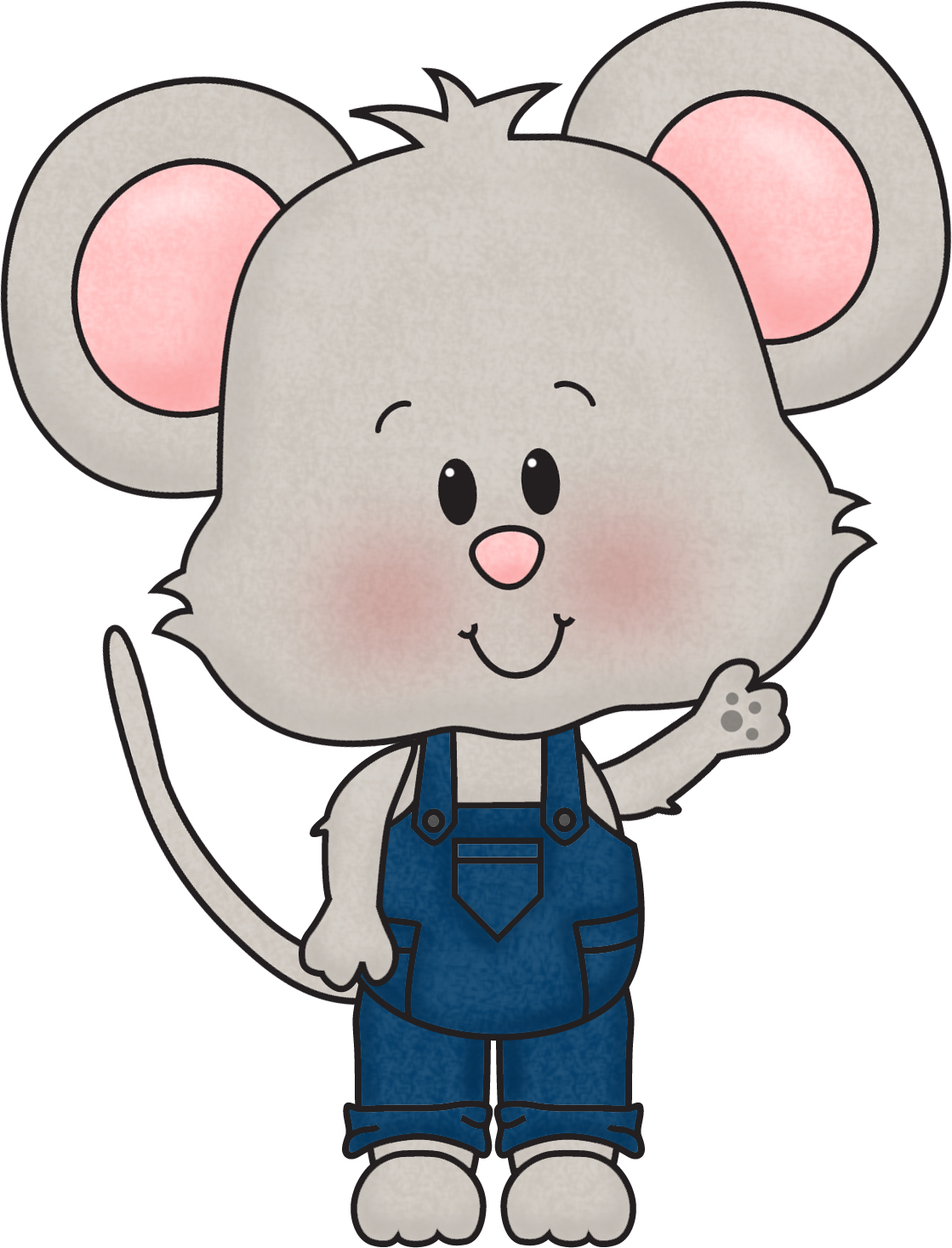 1119x1467 Cute Mouse Clipart Free Images 2