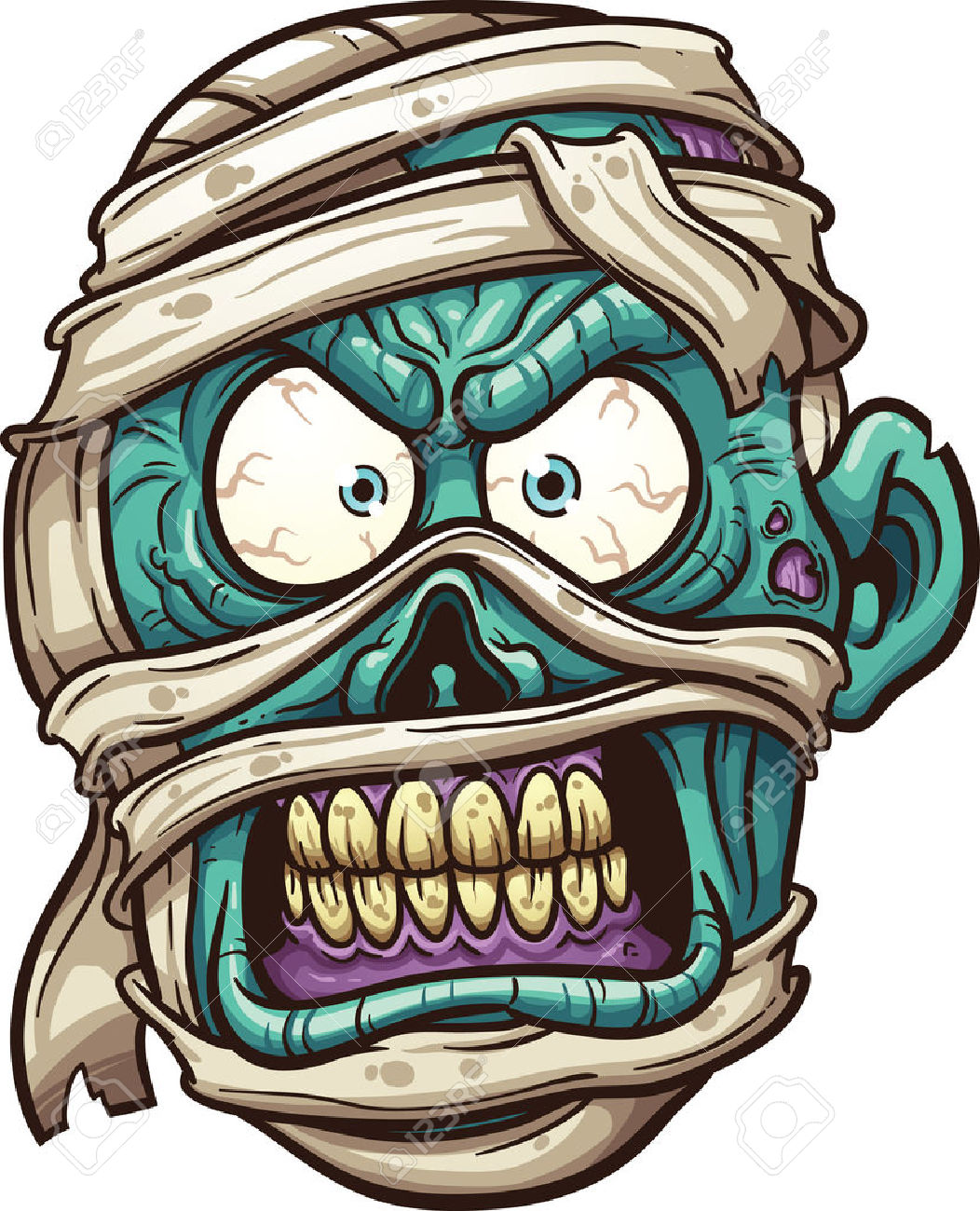 Cartoon Mummy Pictures | Free download on ClipArtMag